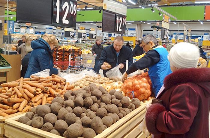 Россияне рассказали о критериях при выборе продуктов