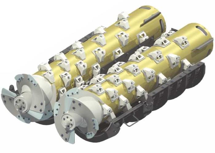 Система Twin Rotor