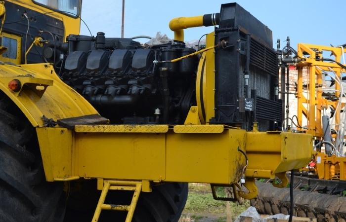 ТМЗ-8481 мощностью 390-420 л.с.