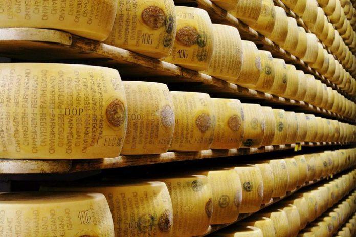 В Италии выдают кредиты под залог пармезана