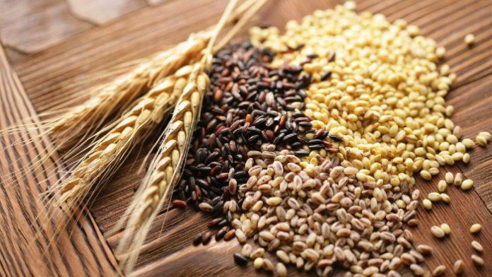 В России идет сбор урожая. Уже собрано почти 20 млн т зерна