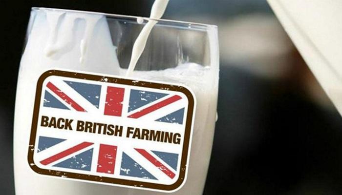Британия будет поставлять в Китай молочную продукцию из сырья третьих стран