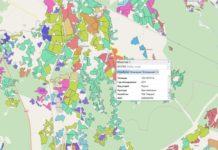 Геоинформационный мониторинг земель сельхозназначения