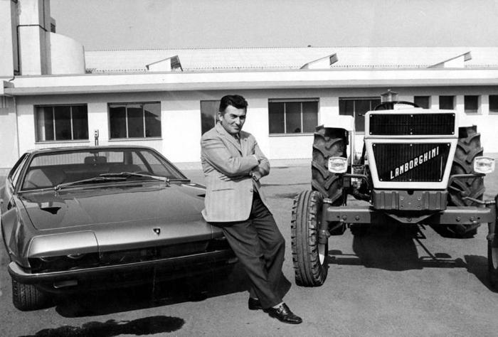 Lamborghini Ferruccio, Jarama и R356