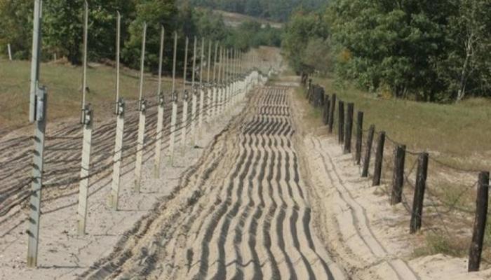 На границе Ростовской области и Украины обозначена карантинная зона