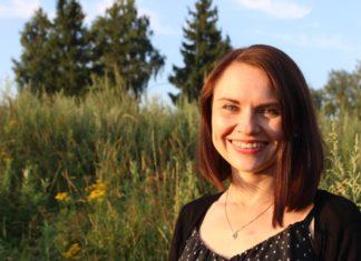 Председатель Российского союза сельской молодежи Юлия Оглоблина рассказала об итогах 10-летней работы союза