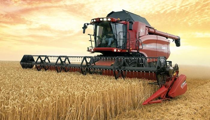 Урожай тамбовского зерна – 2 миллиона тонн