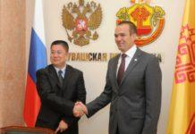 В Чувашской Республике начали строительство агропарка «Чувашия - Сычуань»