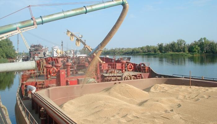 В Хабаровском крае планируют построить речной порт для перевалки зерна
