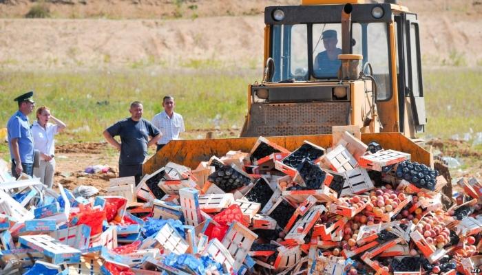 В Россельхознадзоре подвели итоги работы за четыре года продовольственного эмбарго