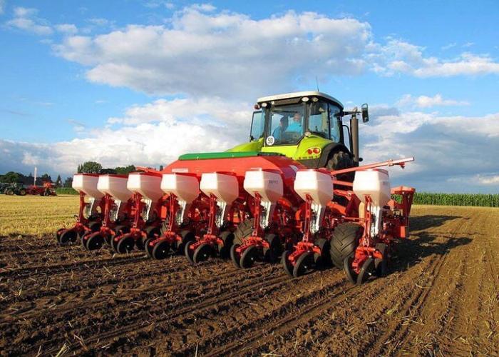 В России начался сев озимых под урожай следующего года