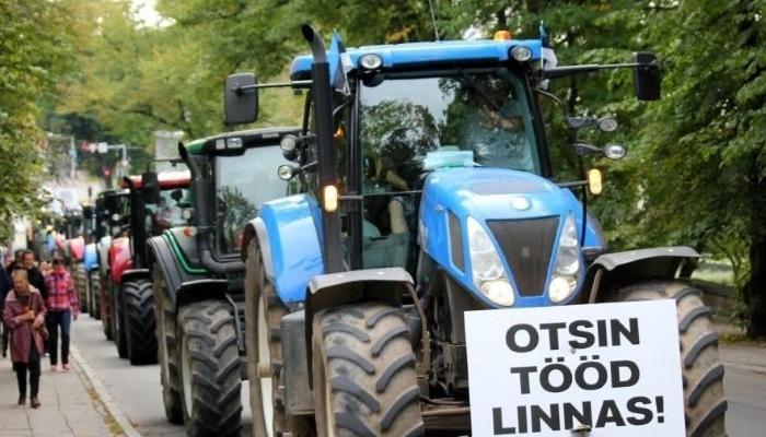 В сельском хозяйстве Эстонии ожидается волна банкротств