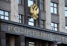 Дмитрий Патрушев выступил на правительственном часе в Государственной Думе