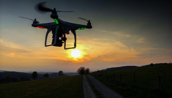 Электронную карту полей Татарстана создадут к весне 2019 года с помощью беспилотников