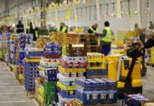 Нижегородские предприятия отгрузили продуктов и напитков на 69,3 млрд рублей
