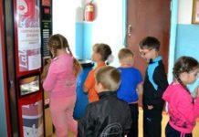 Петербургский депутат просит убрать из школ торговые автоматы с чипсами и колой