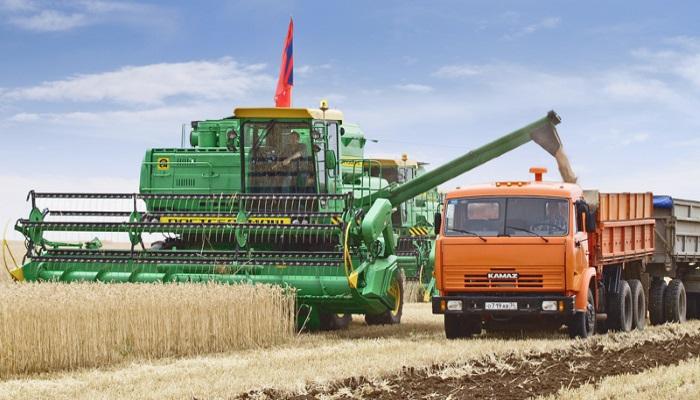 В Минсельхозе сообщили о сохранении прогноза урожая зерна на уровне 105 млн тонн