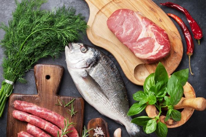 В России мясо предпочтительнее рыбы