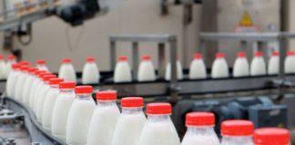 За неделю питьевое пастеризованное молоко подорожало на 0,2%