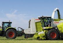 500 комбайнов и тракторов CLAAS подключат в 2018 году к системе удаленного сервисного обслуживания