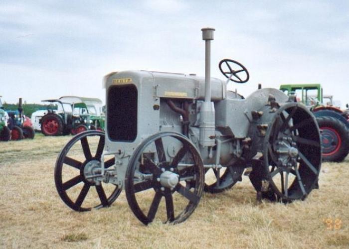 Deutz F2M315 1934 год.
