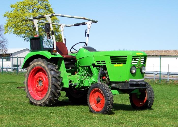 Deutz-Fahr трактор