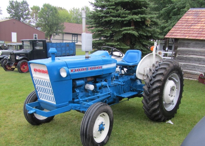 Ford 3000 1965