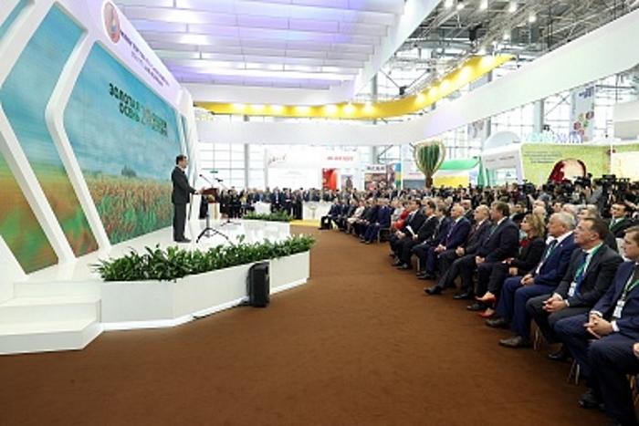 На ВДНХ открылась главная аграрная выставка страны «Золотая осень – 2018»