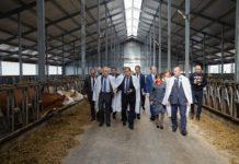 Новый животноводческий комплекс открыт в Белгородской области