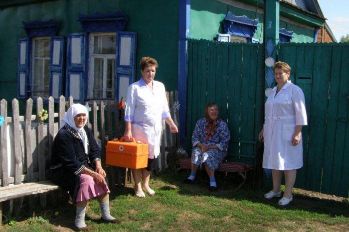 ОНФ: 85% селян имеют претензии к качеству и доступности медпомощи