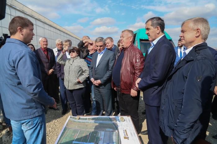 «Сад-гигант Ингушетия» станет стартовой площадкой внедрения механизма сельхозкооперации в республике