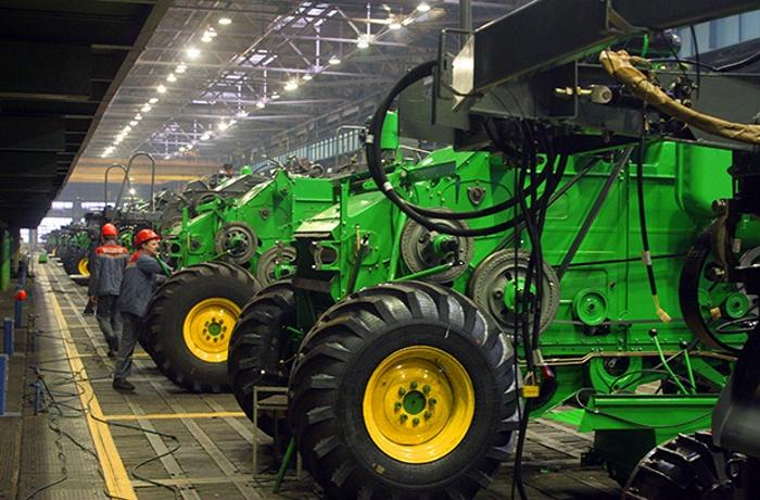 Сельхозмашиностроительный кластер появится в Воронеже