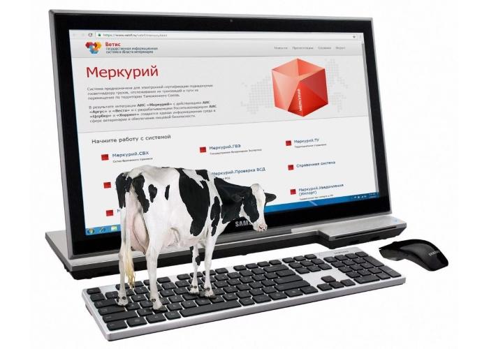 Ситуация с внедрением электронной ветеринарной сертификации в Брянской области