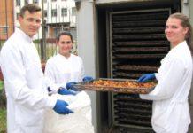 Студенты Брянского ГАУ технологию постигают на практике