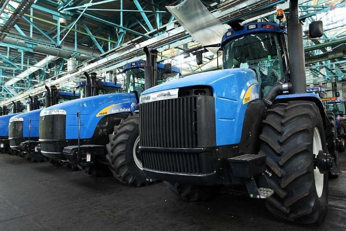 Тракторы, косилки и комбайны все еще можно покупать со скидкой