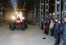 В Башкортостане открылся цех по сборке энергонасыщенных тракторов