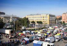 В рязанских ярмарках выходного дня приняли участие 228 предприятий и фермеров