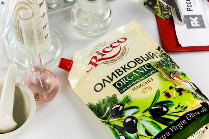 Майонез Mr. Ricco оливковый