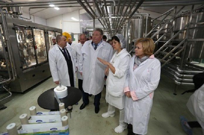 Новое производство мороженого открыто в Мордовии