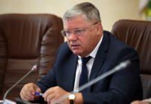 Петр Чекмарев покидает пост главы департамента растениеводства в Минсельхозе