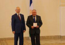 Рустэм Марданов вручил награды работникам агропромышленного комплекса Башкортостана