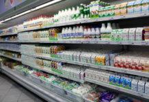 Итоги проверки молочной продукции в регионах России