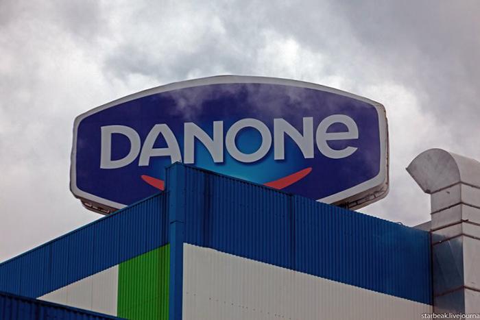 На заводах Danone в Липецке и Владимире выявлены нарушения техрегламентов