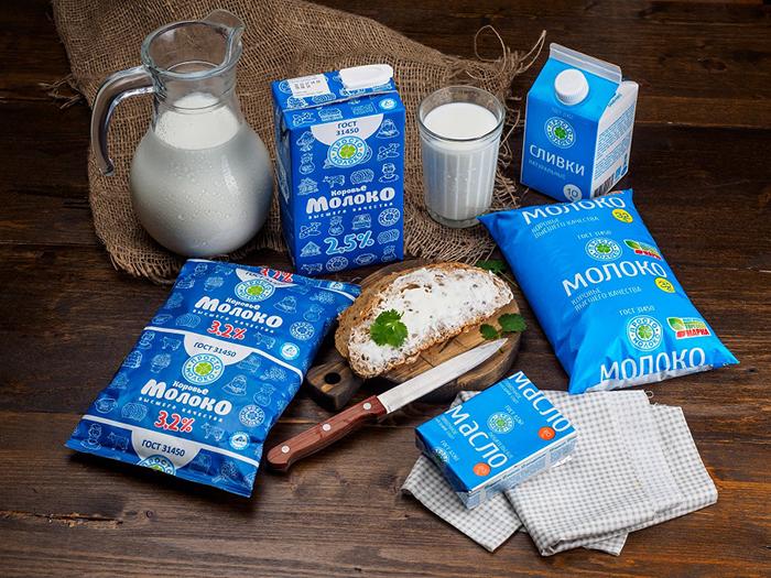 Продукция «Агросила-Молоко» выходит на рынок в новой упаковке