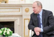 Путин обещал проанализировать торговлю с Молдавией овощной и винодельческой продукцией