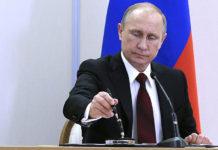 Путин поручил ввести антидемпинговые меры против европейских поставщиков гербицидов в РФ