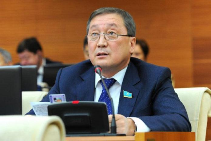 Сапархан Омаров стал министром сельского хозяйства Казахстана