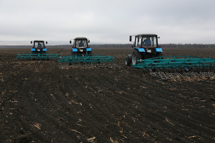 В Кемеровской области началась подготовка к посевной