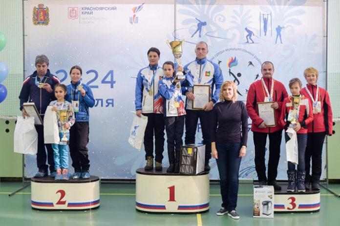 В Красноярском крае прошли зимние спортивные игры