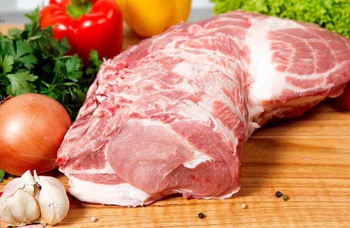 Заготовка свиного мяса впрок
